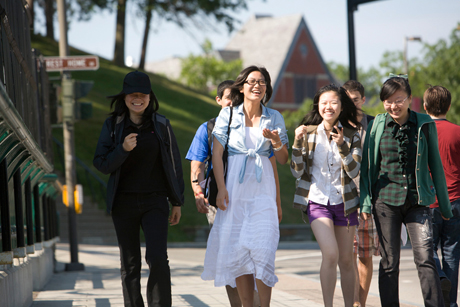 Summer program gives Chinese students taste of Cornell